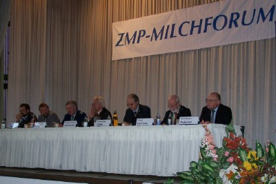 ZMP Milchforum in Cobbelsdorf